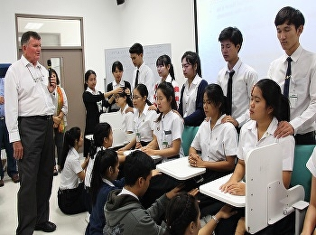 "special classroom under the topic ""Natural Medicine: Caring for Others and oneself"""