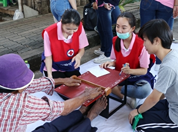 Community Red Cross Volunteer Youth Camp Annual Report 2016
