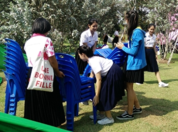 The 5S activities of the academic year 2016