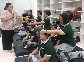 Basic shoulder massage In Thai Medicine 1