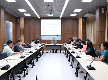 joins the 5th Funds Management Committee Meeting 2019