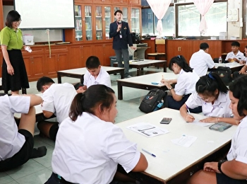 ออกแนะแนวประชาสัมพันธ์หลักสูตร และสาขาวิชา รับสมัครบุคคลเพื่อคัดเลือกเข้าศึกษา ภาคปกติ ระดับปริญญาตรี ประจำปีการศึกษา 2563
