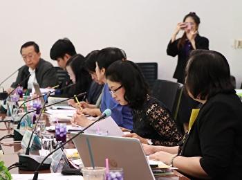 รับการตรวจประเมินเพื่อต่ออายุการรับรองสถาบันการศึกษา ระดับปริญญาตรี จากคณะอนุกรรมการการประกอบวิชาชีพการแพทย์แผนไทยประยุกต์