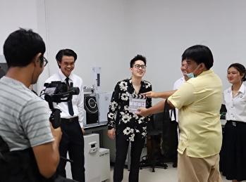 การถ่ายทำ รายการ What the faculty เ(ก)รียนไหนดี ทางสถานีโทรทัศน์ไทยพีบีเอส